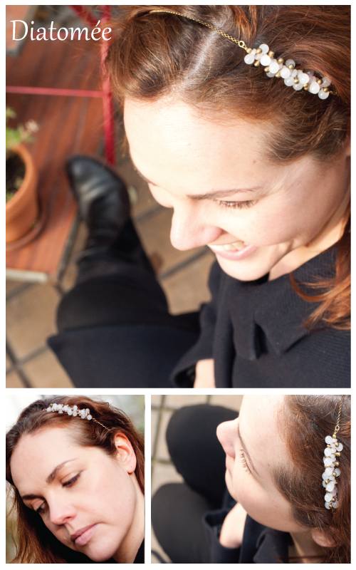 les headbands de la collection Romi