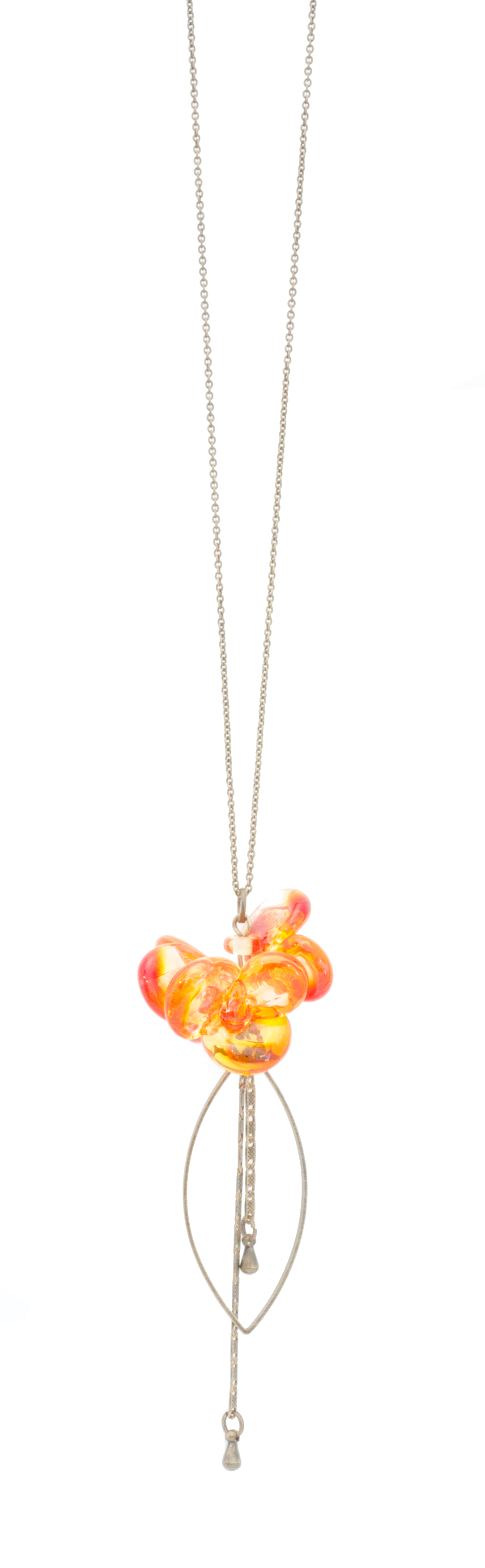 Collection Florescence, bijoux en verre artisanales Paris 14ieme